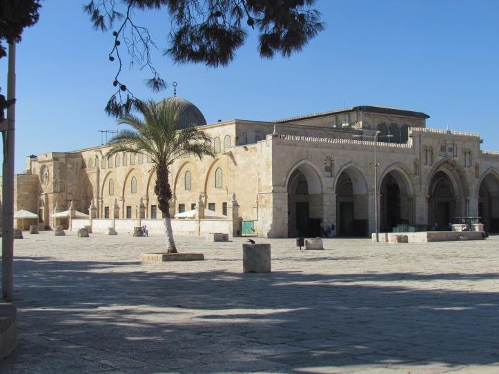 11 Al-Aqsa mosque