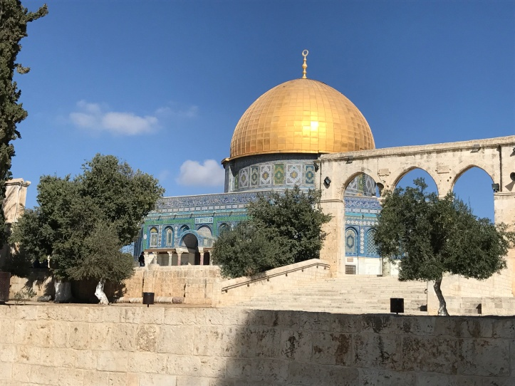 11 Dome of the Rock