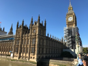 12 Parliament and Big Ben