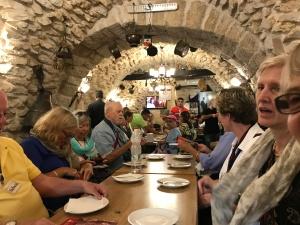7.1 Lunch at Beit Sahour at Al Hakorah