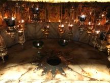 The Grotto where Jesus was born
