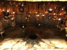 The Grotto where Jesus was born