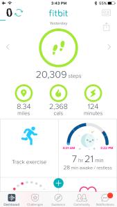 Long Day of Walking in London